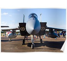 F-15 Poster