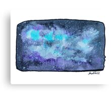 Deep Space Canvas Print