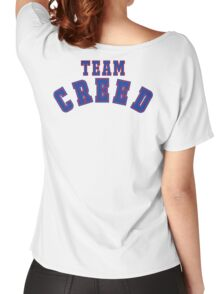 Team CREED Women's Relaxed Fit T-Shirt