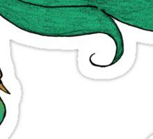 Mermaid Series - Wistful Sticker