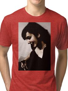 Shelved Tri-blend T-Shirt