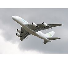 A380 Photographic Print