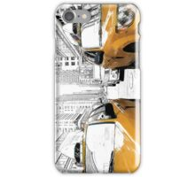 """""""New York Yellow Cabs"""" by Rosina x Soul Visible iPhone Case/Skin"""