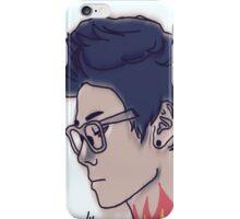 The demon iPhone Case/Skin