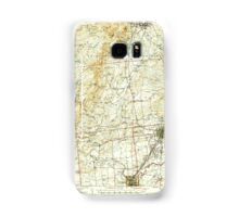New York NY Saratoga 129399 1942 62500 Samsung Galaxy Case/Skin
