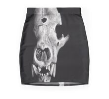 Bullet Bear Mini Skirt