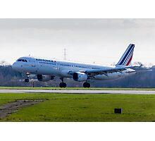 Air France A321 Photographic Print