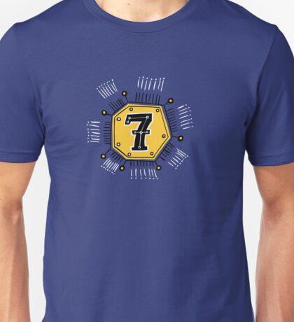 Lucky Seven Unisex T-Shirt