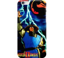 mk raiden  iPhone Case/Skin
