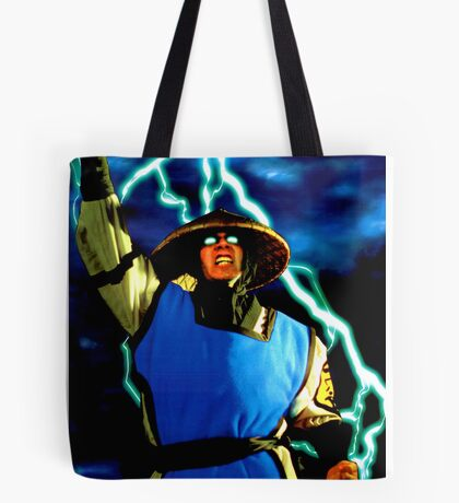 mk raiden  Tote Bag