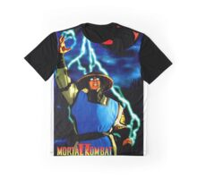 mk raiden  Graphic T-Shirt