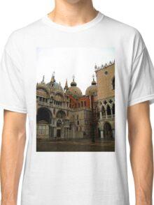 Beautiful venice cityscape. Classic T-Shirt