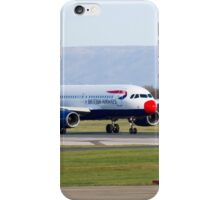 British Airways Red Nose Day iPhone Case/Skin