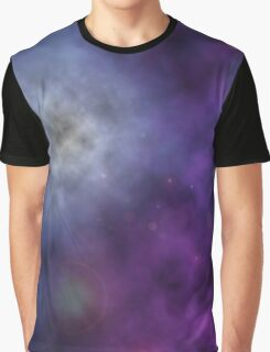 Space Drawing Graphic T-Shirt