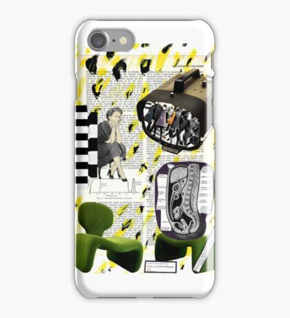 Everybody else is dressed for success but me iPhone Case/Skin