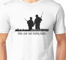 Hunting buddy - black Unisex T-Shirt