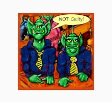 Martian Lawyer and Client Unisex T-Shirt