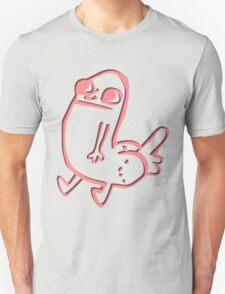 Dick Butt Alt. - ONE:Print Unisex T-Shirt