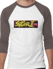 street fighter 2 Men's Baseball ¾ T-Shirt