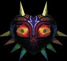 Majora's Mask Polygon Effect by bridgers