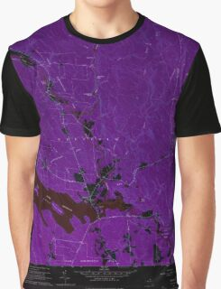 New York NY Redfield 136040 1960 24000 Inverted Graphic T-Shirt