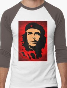 El Che - ONE:Print Men's Baseball ¾ T-Shirt