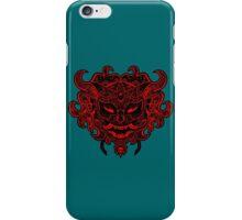 Asian Daemon - Case & Skin Print iPhone Case/Skin