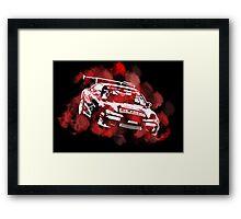 Nissan Silvia S14 Framed Print