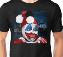 POGO the CLOWN - Serial Killer John Wayne Gacy Unisex T-Shirt