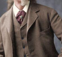 """Buffalo Bill"" 1900 Sticker"