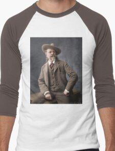 """Buffalo Bill"" 1900 Men's Baseball ¾ T-Shirt"