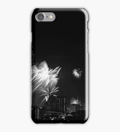 Bangkok fireworks iPhone Case/Skin