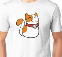 Lucky Cat 2 Unisex T-Shirt
