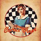 Clara's Diner by sophiecowdrey