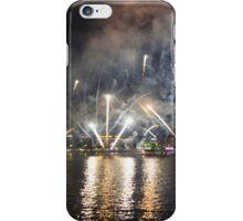 Smoke on the Water - Lake Geneva iPhone Case/Skin
