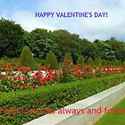 Always and Forever - Valentine Card by BlueMoonRose