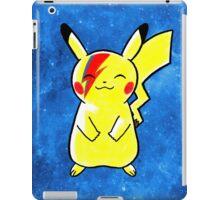 Pikachu Stardust (Blue) iPad Case/Skin