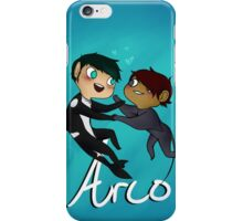 Brynn and Arco Chibi Phone Case iPhone Case/Skin