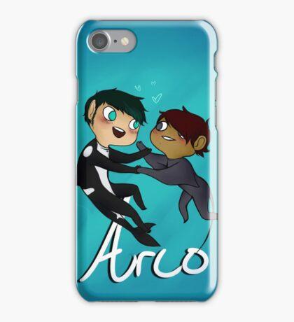 Brynn and Arco Chibi Phone Case iPhone Case/Skin