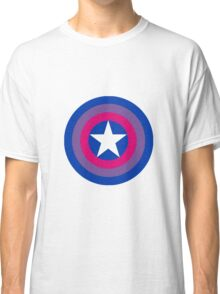 Captain Bisexual Classic T-Shirt