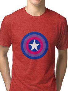 Captain Bisexual Tri-blend T-Shirt