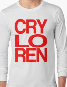 Crylo Ren Long Sleeve T-Shirt