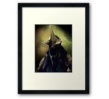 Witch-King (Happy Valentine's Day!) Framed Print