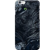The King Blue iPhone Case/Skin