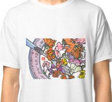 Flower Salad (Isaiah 40:8) Classic T-Shirt
