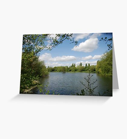 The Summer At Perry Barr 3 Greeting Card