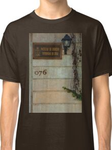 Faculty of Law - Santiago Classic T-Shirt