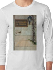 Faculty of Law - Santiago Long Sleeve T-Shirt