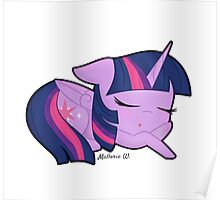 Sleepy Twilight! Poster