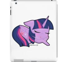 Sleepy Twilight! iPad Case/Skin